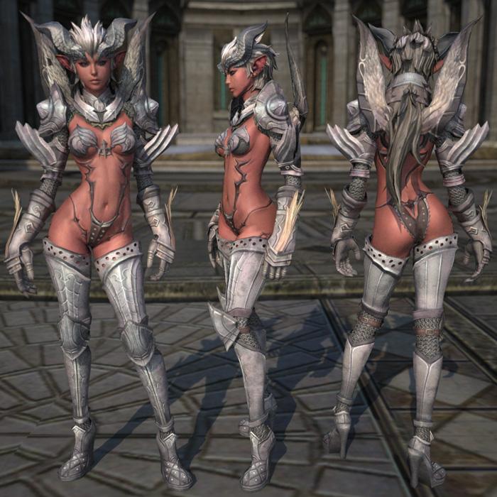 голые персонажи из игр фото