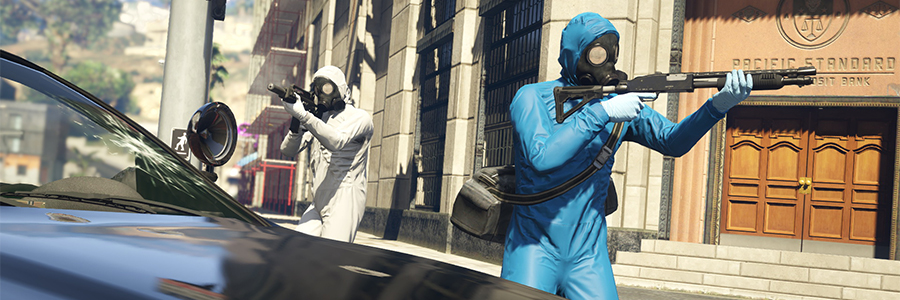GTA 5 на PC Все что вам надо знать / GTA Online