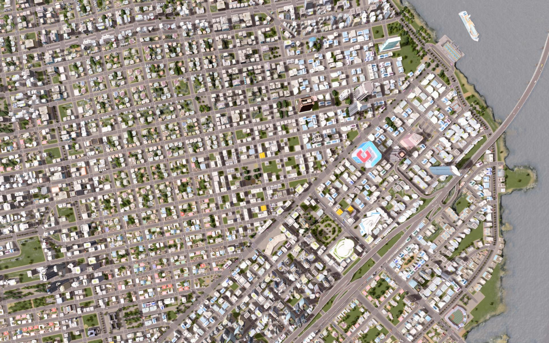 Как сделать карту cities skylines 289
