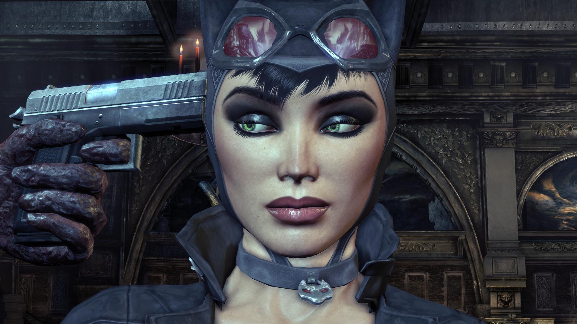 Arkham city cat woman mod pron funny girls