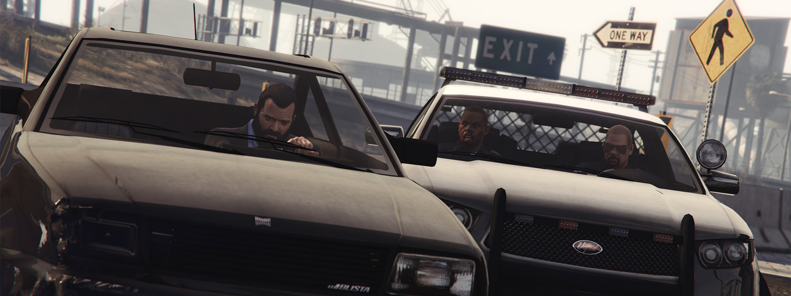 GTA V выглядит по-королевски в 6K и SweetFX - Shazoo