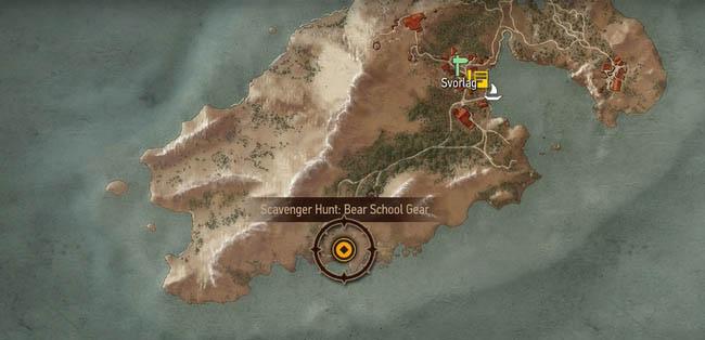Сбор снаряжения Школы Медведя