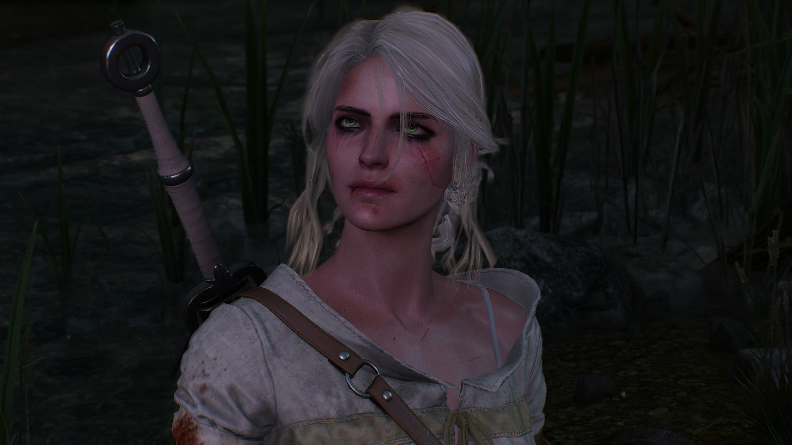 ciri witcher 3 hd wallpaper