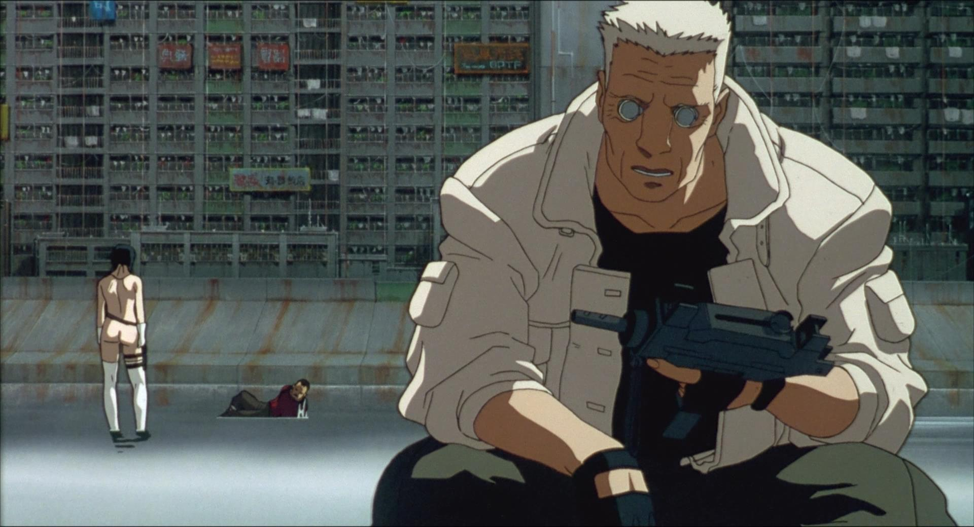 Ghost in the Shell The New Movie  The Official Site