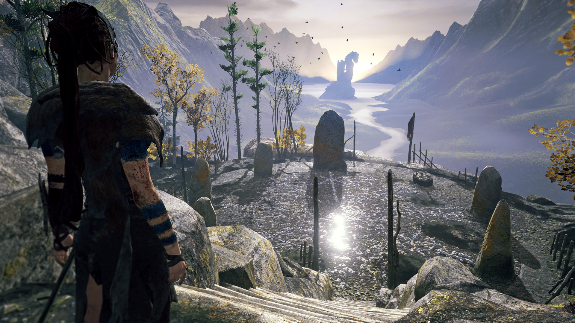 Hellblade: Senua's Sacrifice (2017) PC - Скриншот 3