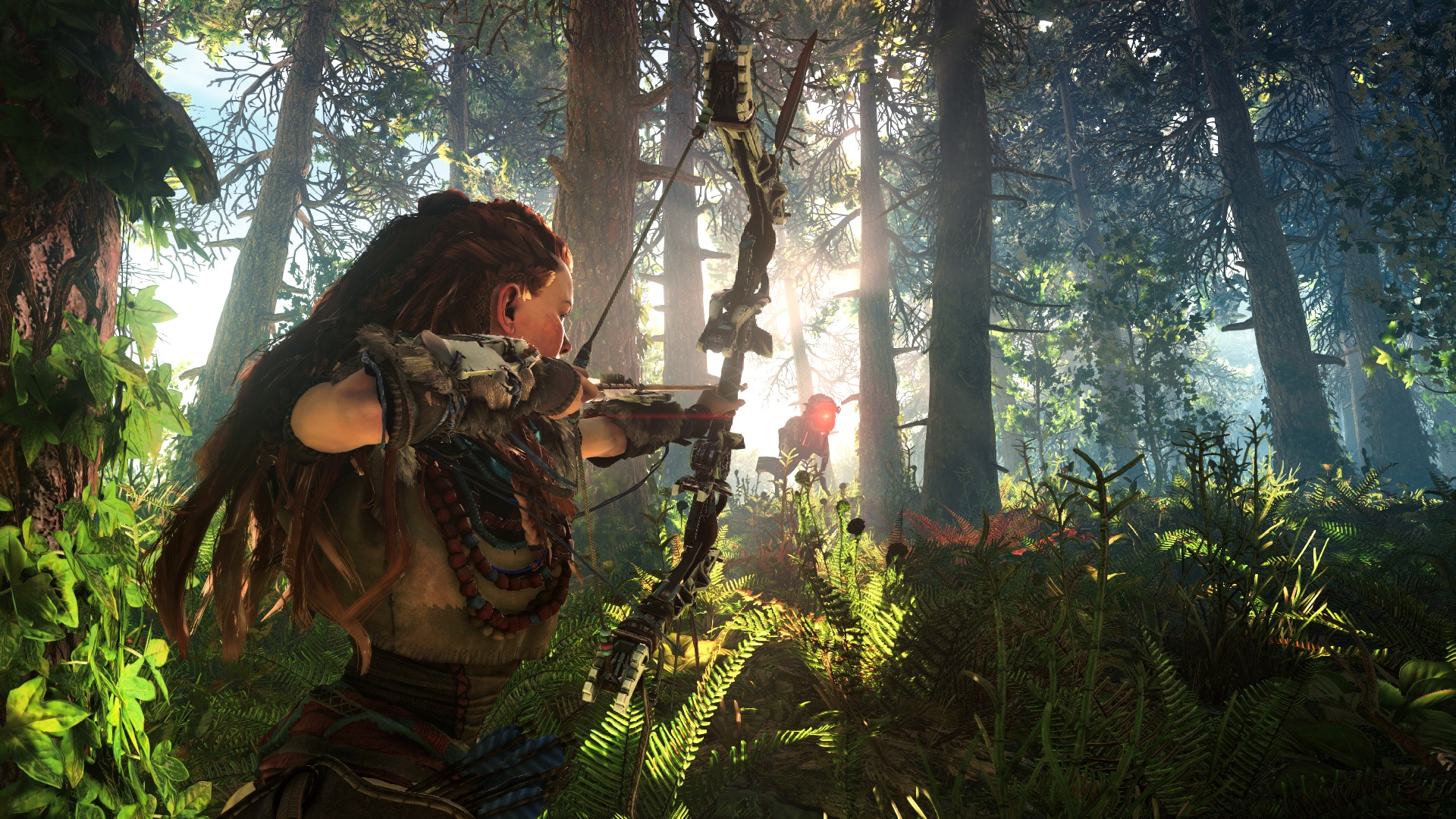 Horizon: Zero pre-Dawn review Zobra.ru Horizon: Zero Dawn