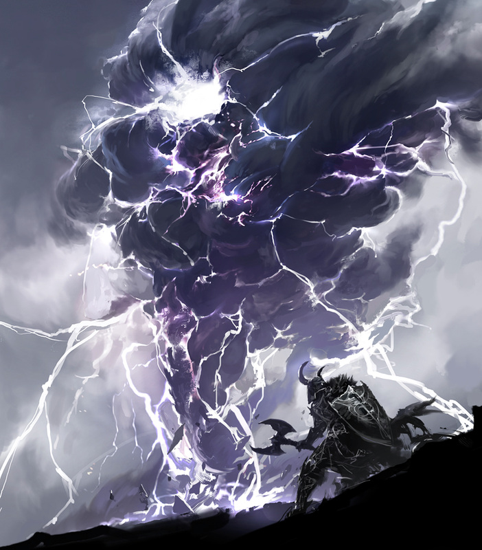 Call Lightning Spell 5e - 0425