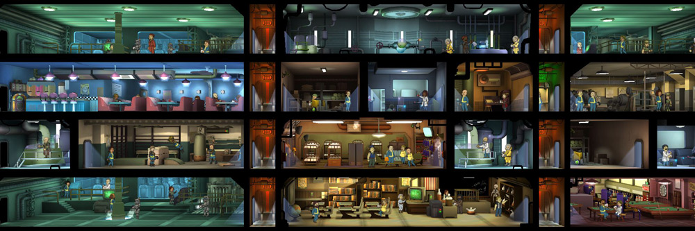 руководство Fallout Shelter - фото 10