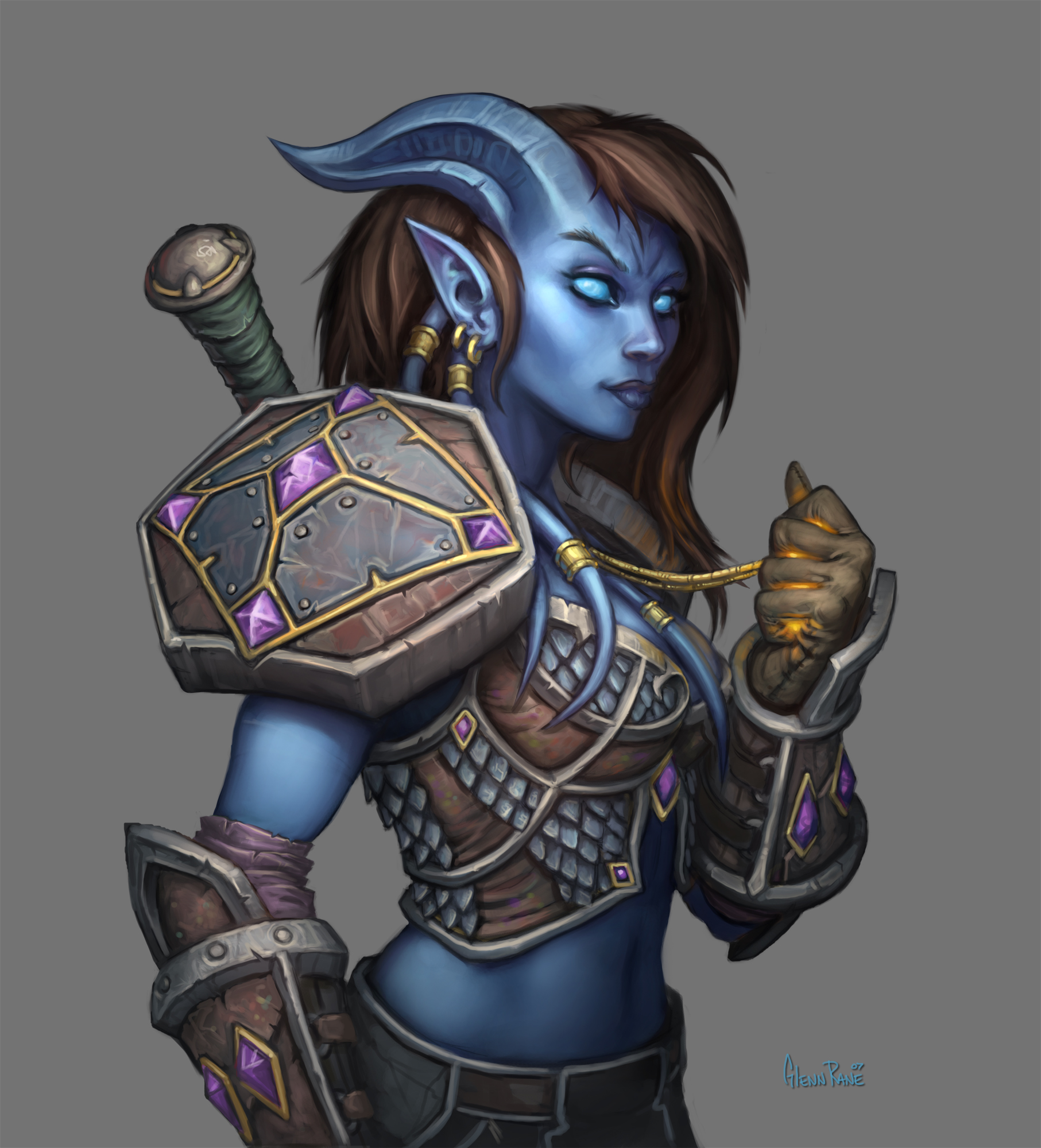 Wow draenei female naked stripers
