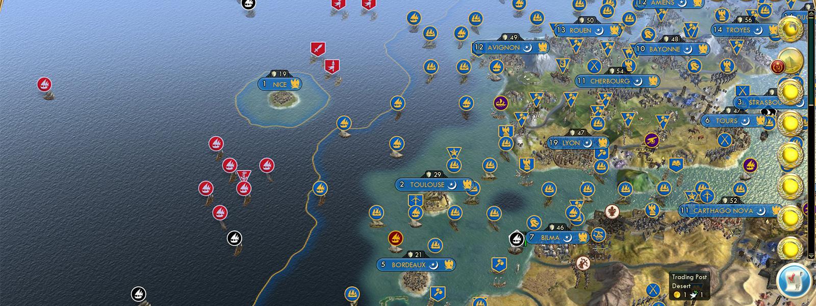 Цивилизация 5 как сделать свою цивилизацию