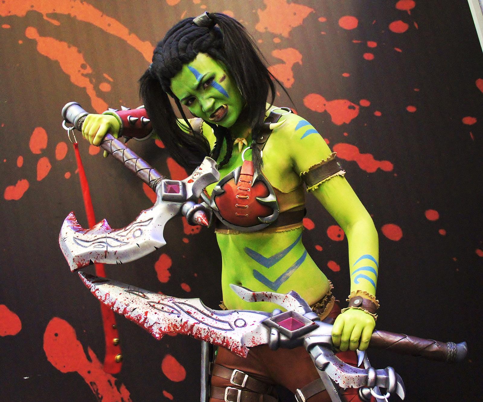 Дівчата Ігросвіту і ComicCon 2015