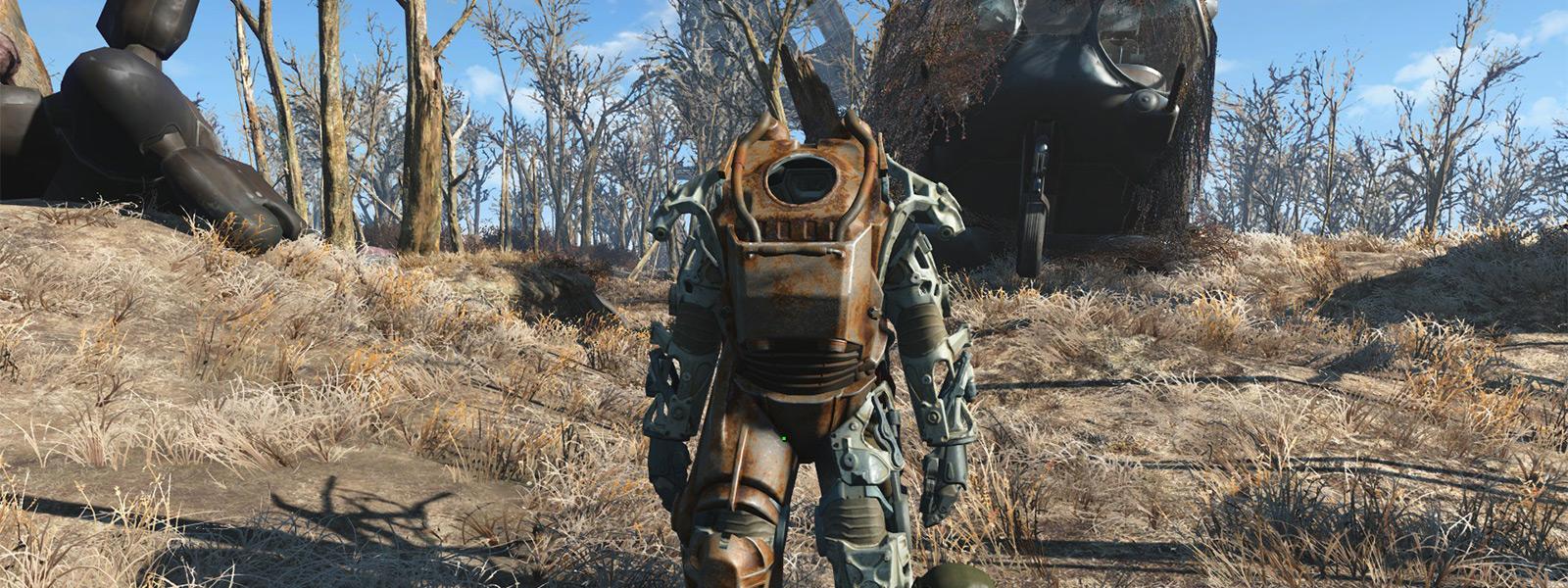 Fallout 4 Броня Ликвидатора