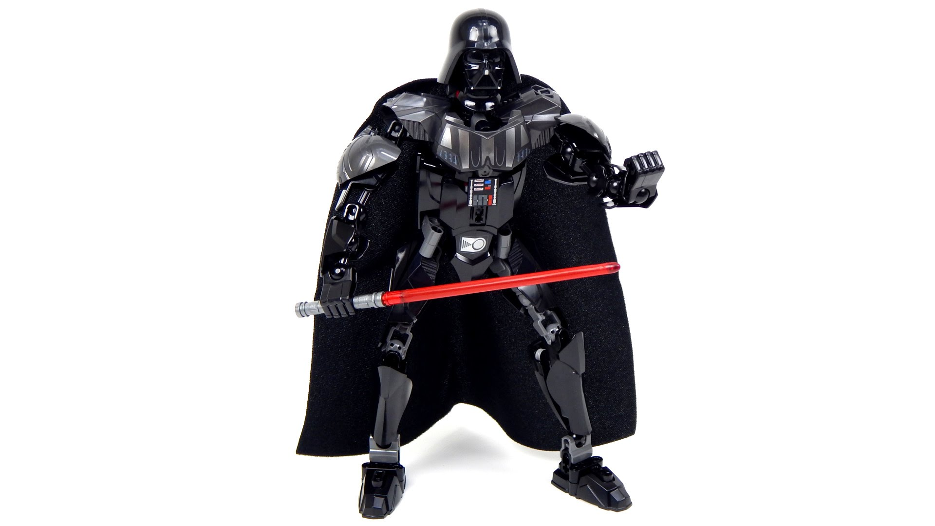 3D Printable Star Wars  Darth Vader  30 cm tall by