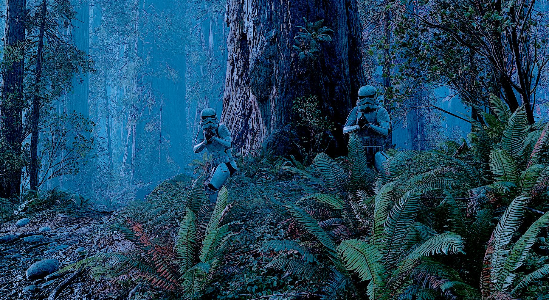 Мод на Графику Star Wars Battlefront 2