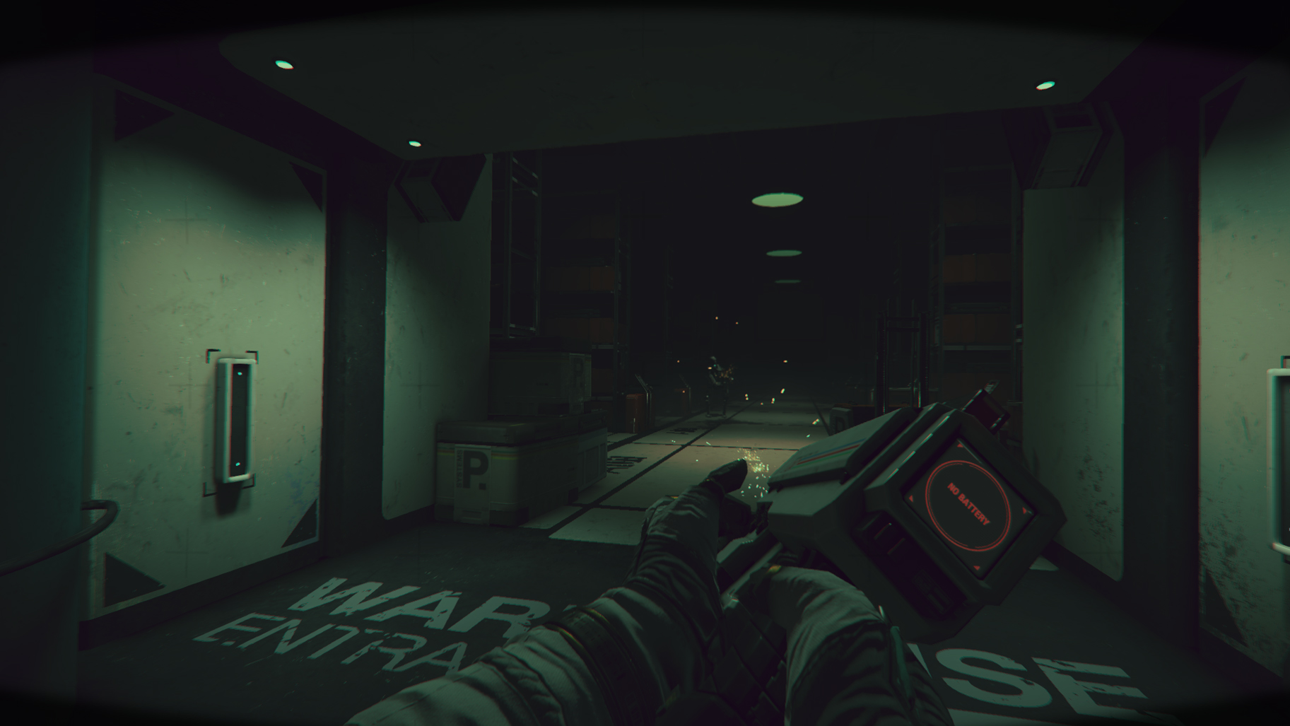 Routine (2016) PC - Скриншот 2