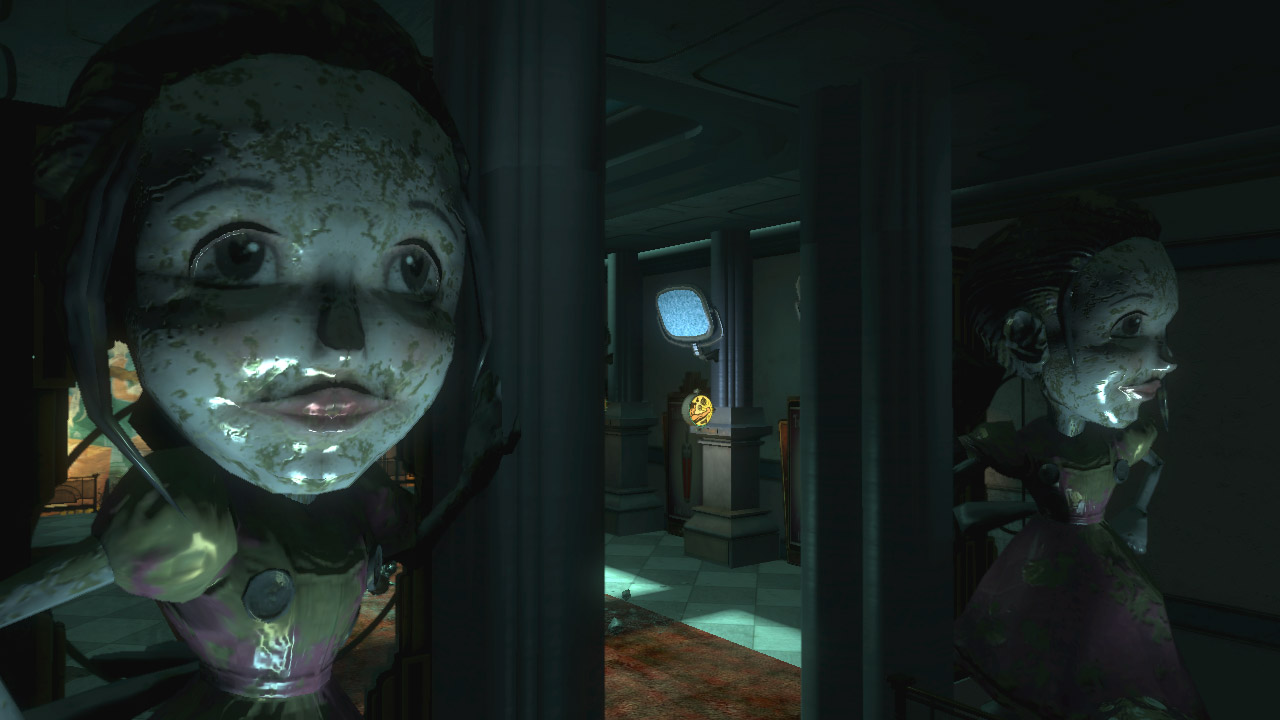 Скриншоты BioShock 2 - Shazoo