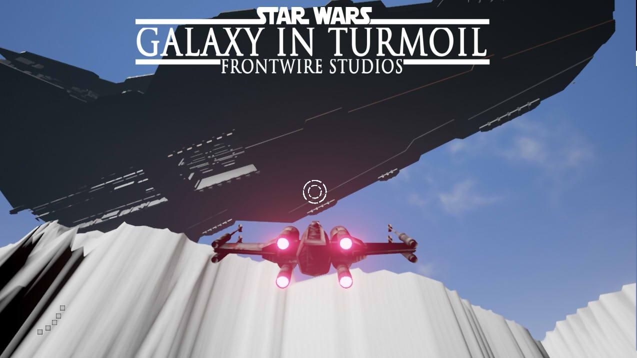 Русские разработчики делают свою Star Wars: Battlefront