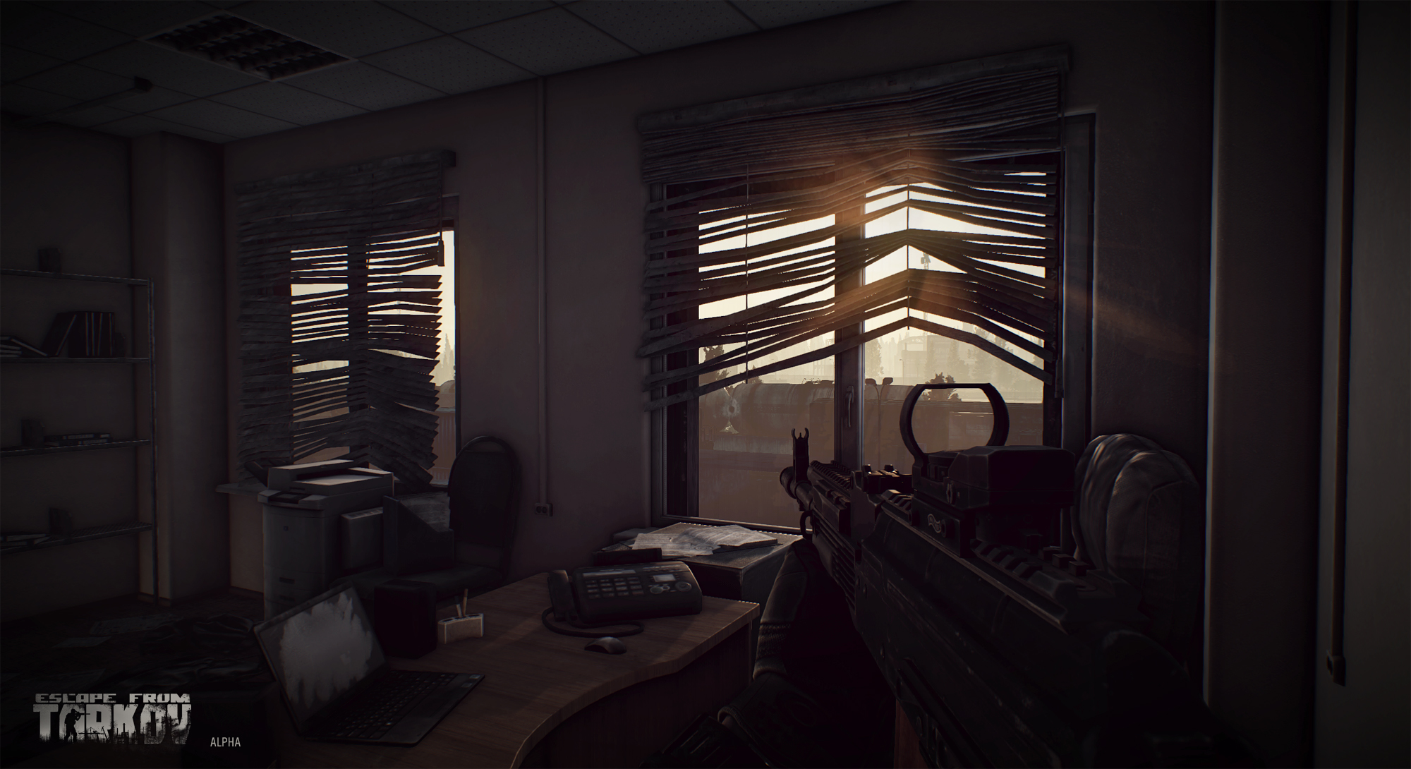 Escape from Tarkov (2016) PC - Скриншот 3