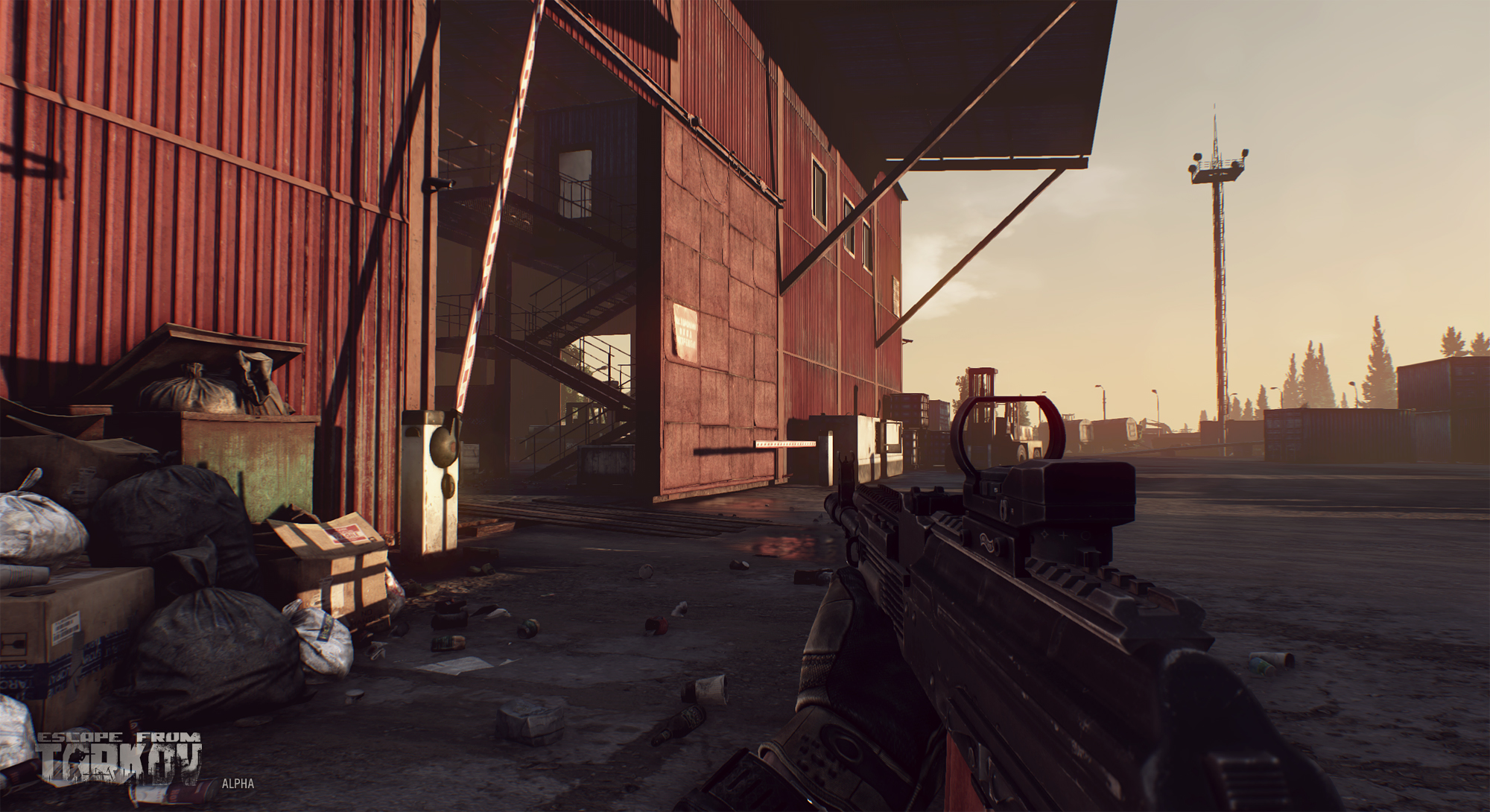 Escape from Tarkov (2016) PC - Скриншот 2