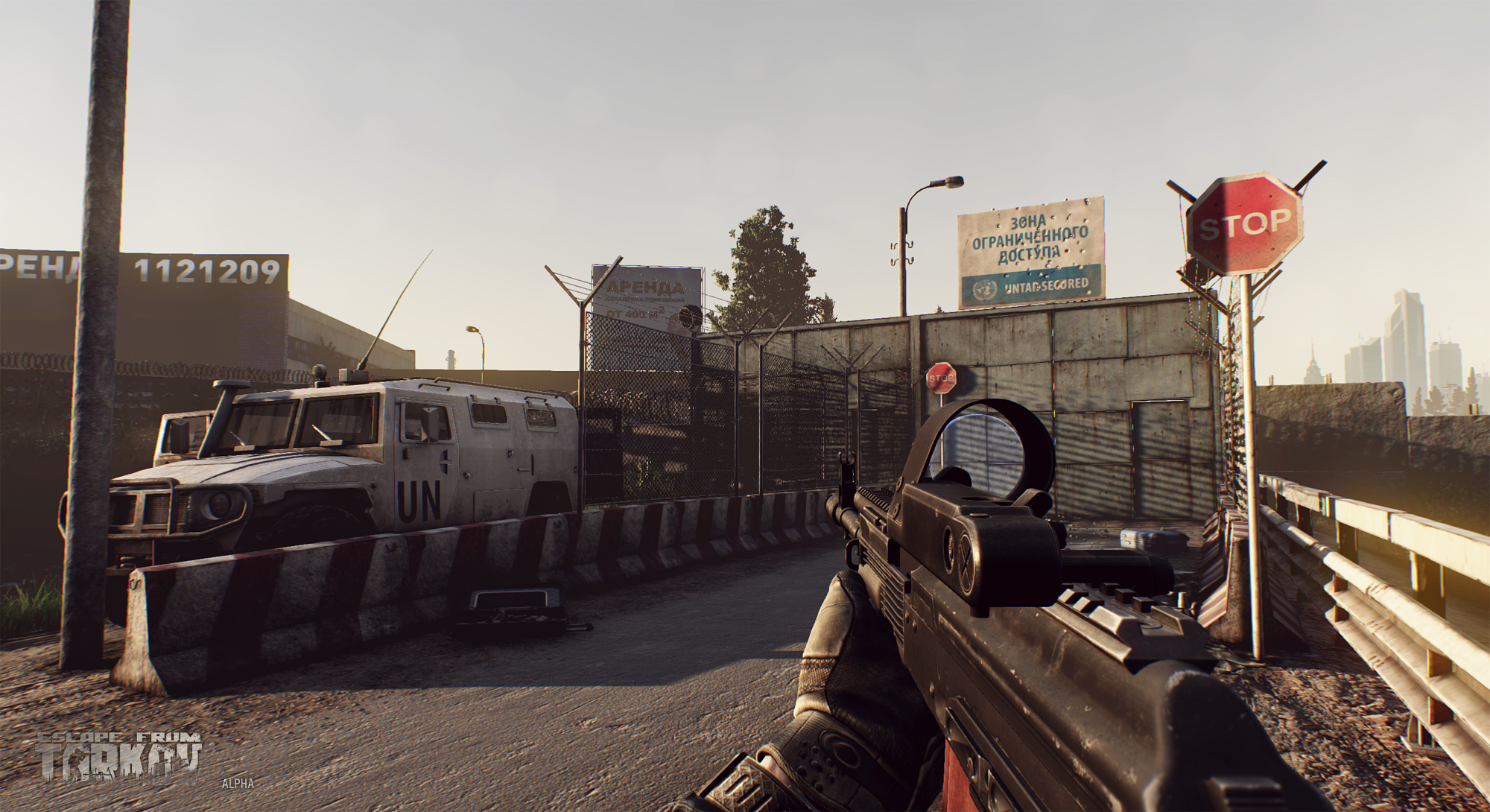 Escape from Tarkov (2016) PC - Скриншот 1