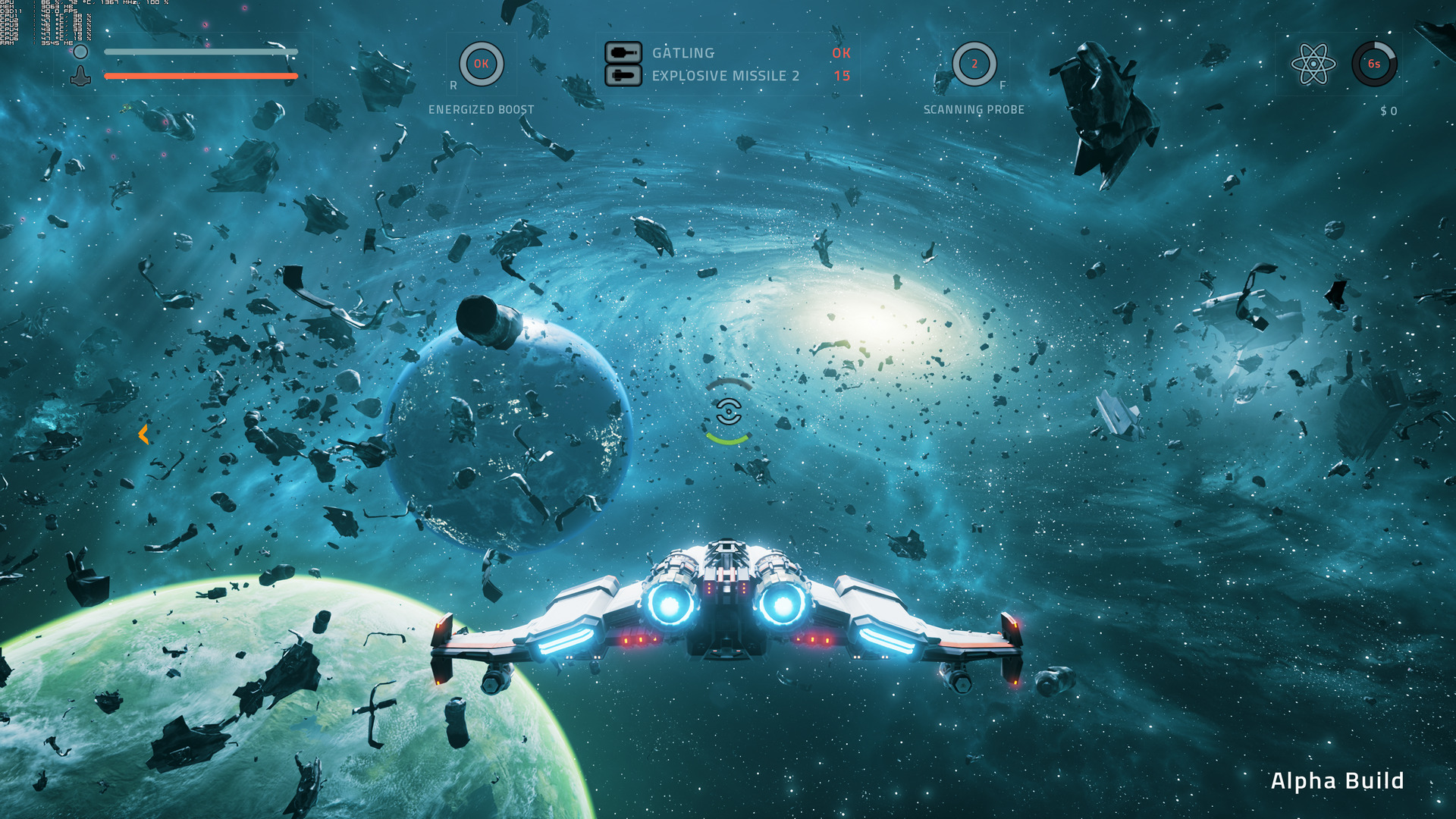 Everspace (2016) PC - Скриншот 3