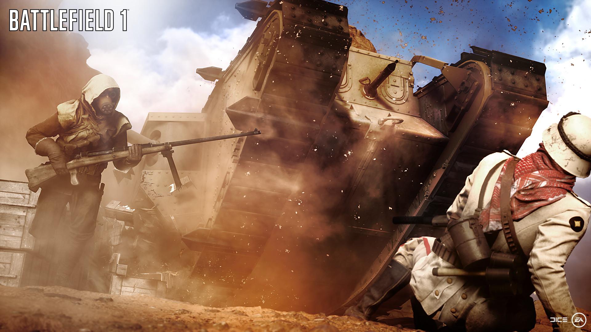 Battlefield 1 (2016) PC - Скриншот 2