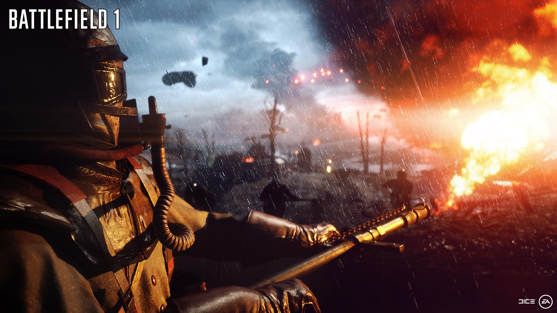 Battlefield 1 (2016) PC - Скриншот 1