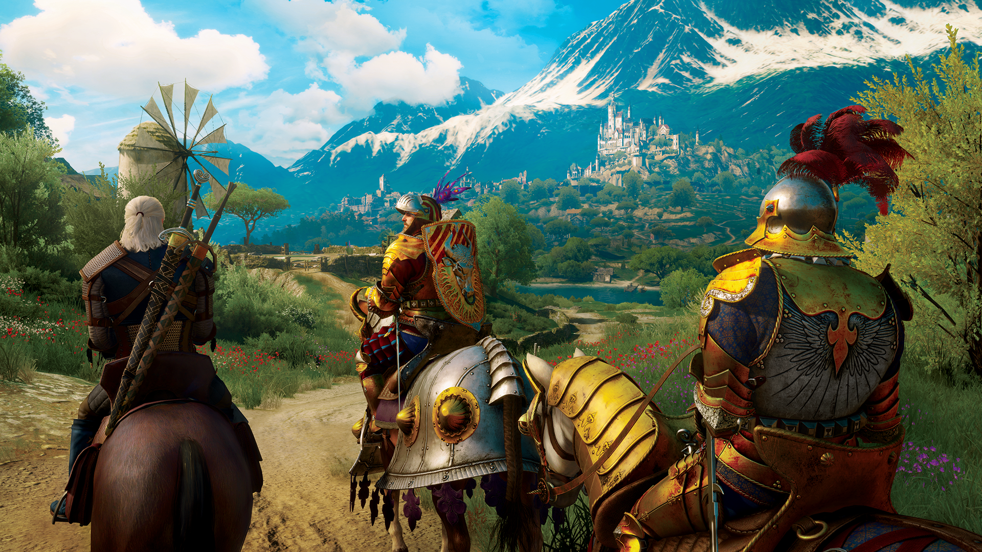 The Witcher 3: Wild Hunt [v 1.21 + 18 DLC] (2015) PC | RePack от Valdeni - Скриншот 1