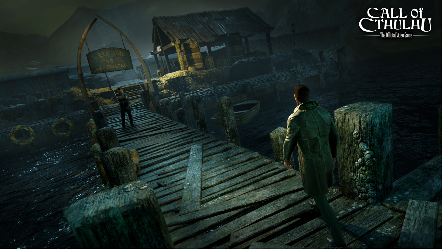 Call of Cthulhu (2017) PC - Скриншот 2