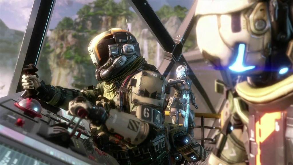Titanfall 2 (2016) PC - Скриншот 3