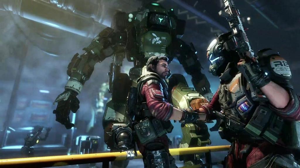 Titanfall 2 (2016) PC - Скриншот 2