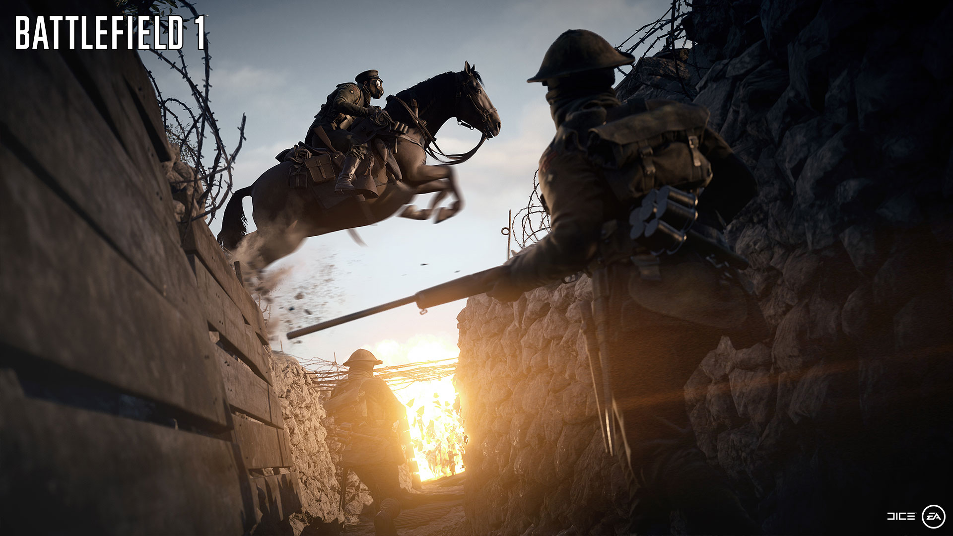 Мнение: Battlefield 1 — все тот же Battlefield