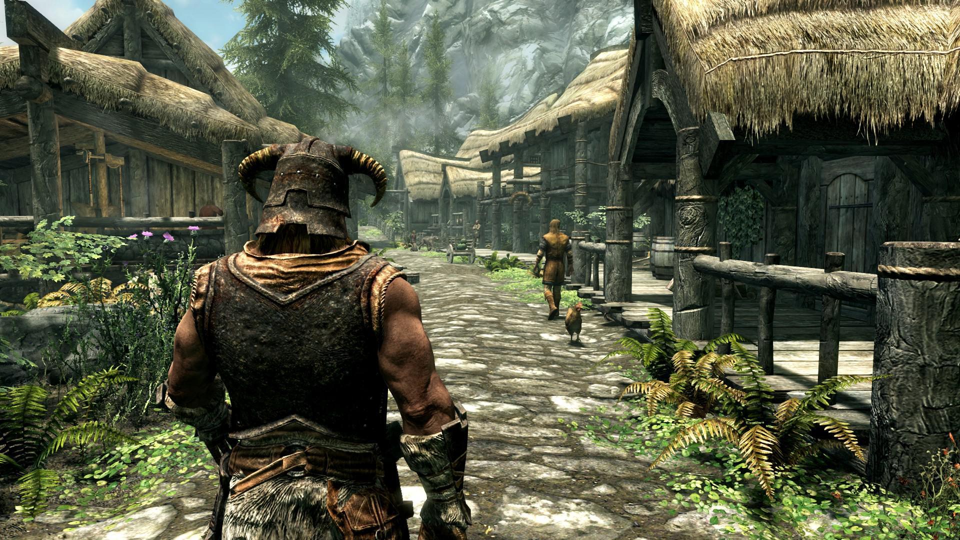 The Elder Scrolls V: Skyrim - Special Edition [v 1.2.39.0.8] (2016) PC | RePack от R.G. Механики - Скриншот 1