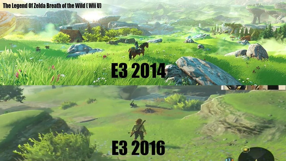 ÐаÑÑинки по запÑоÑÑ zelda breath of the wild e3 2016