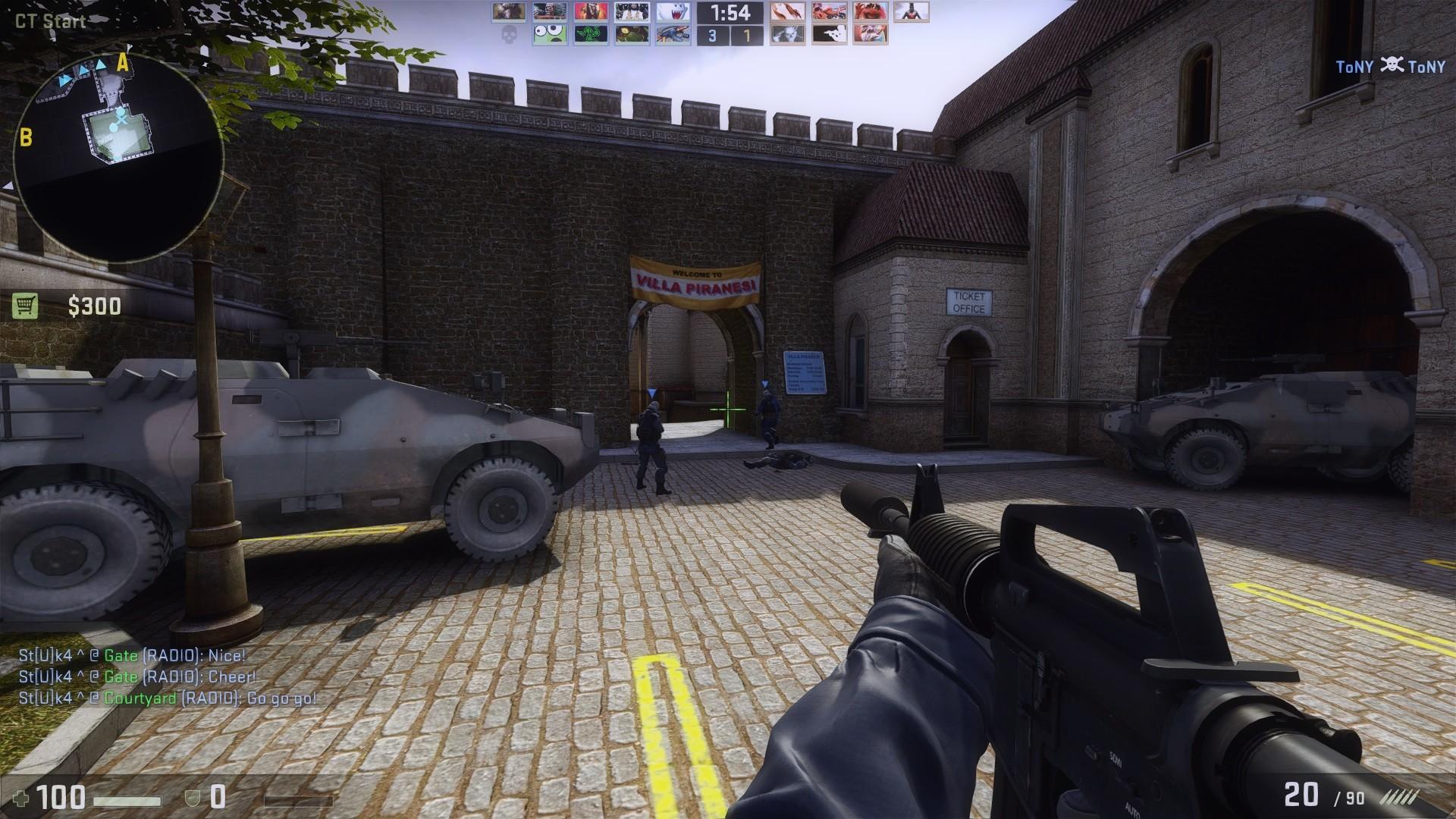 Cs go mod для ксс best csgo skins minecraft
