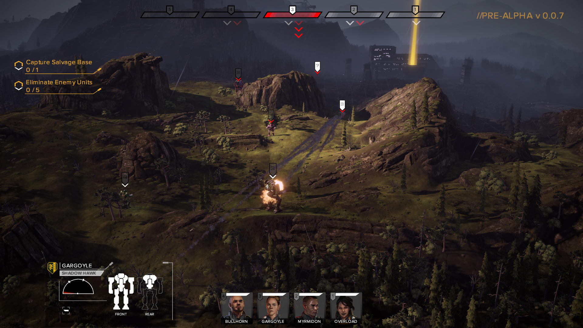 BattleTech (2016) PC - Скриншот 3