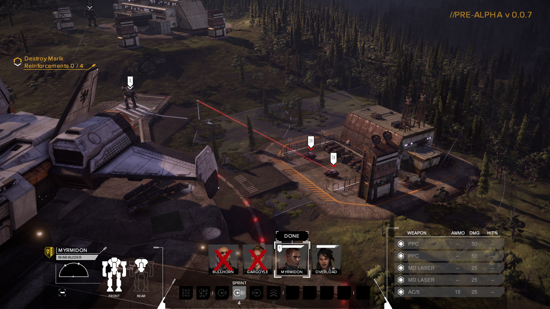 BattleTech (2016) PC - Скриншот 2