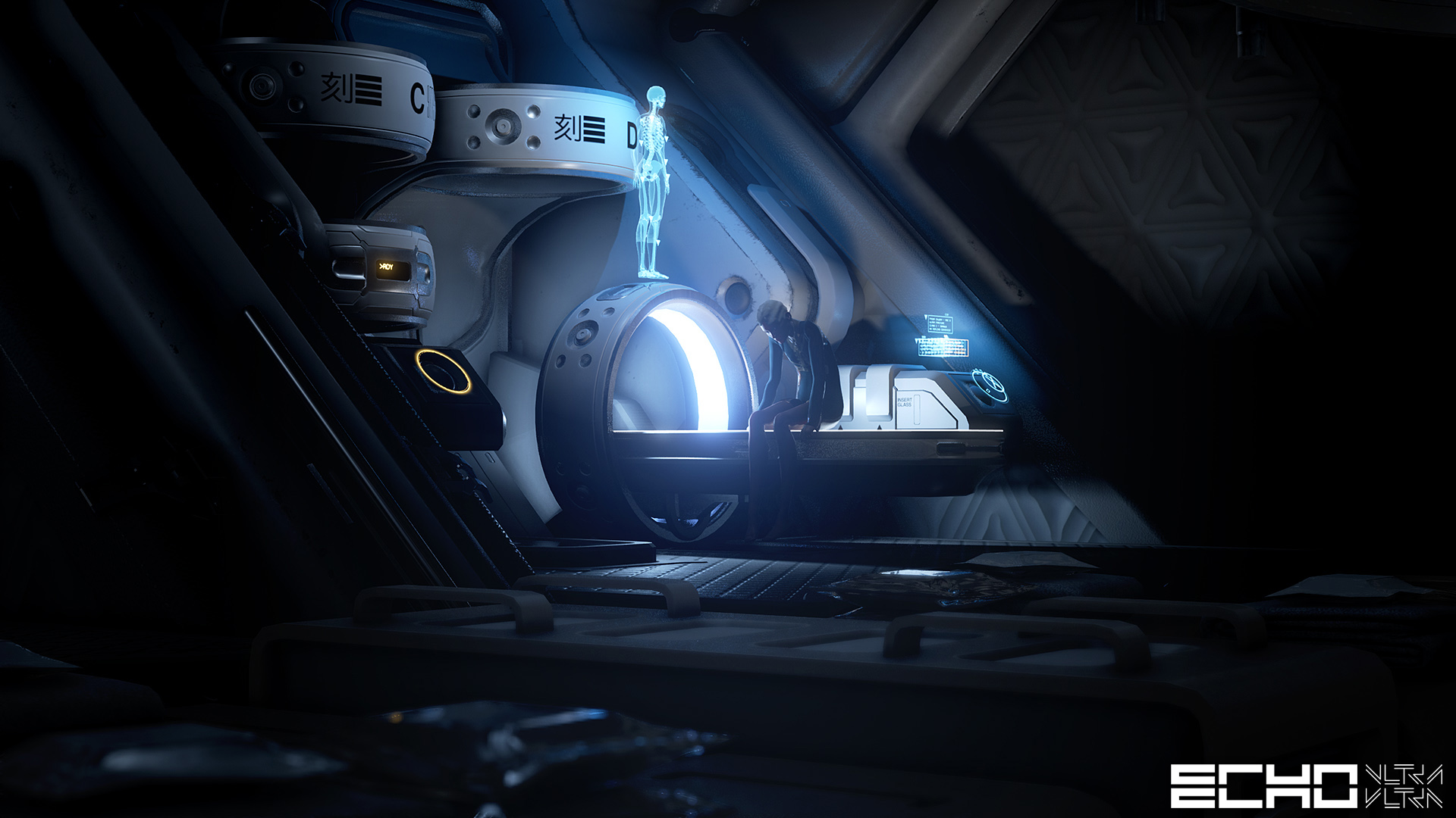 Echo (2017) PC - Скриншот 2