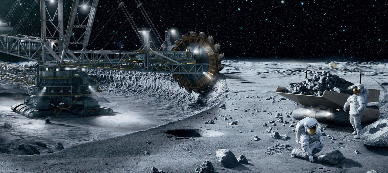 asteroid mining machinery - 1200×536