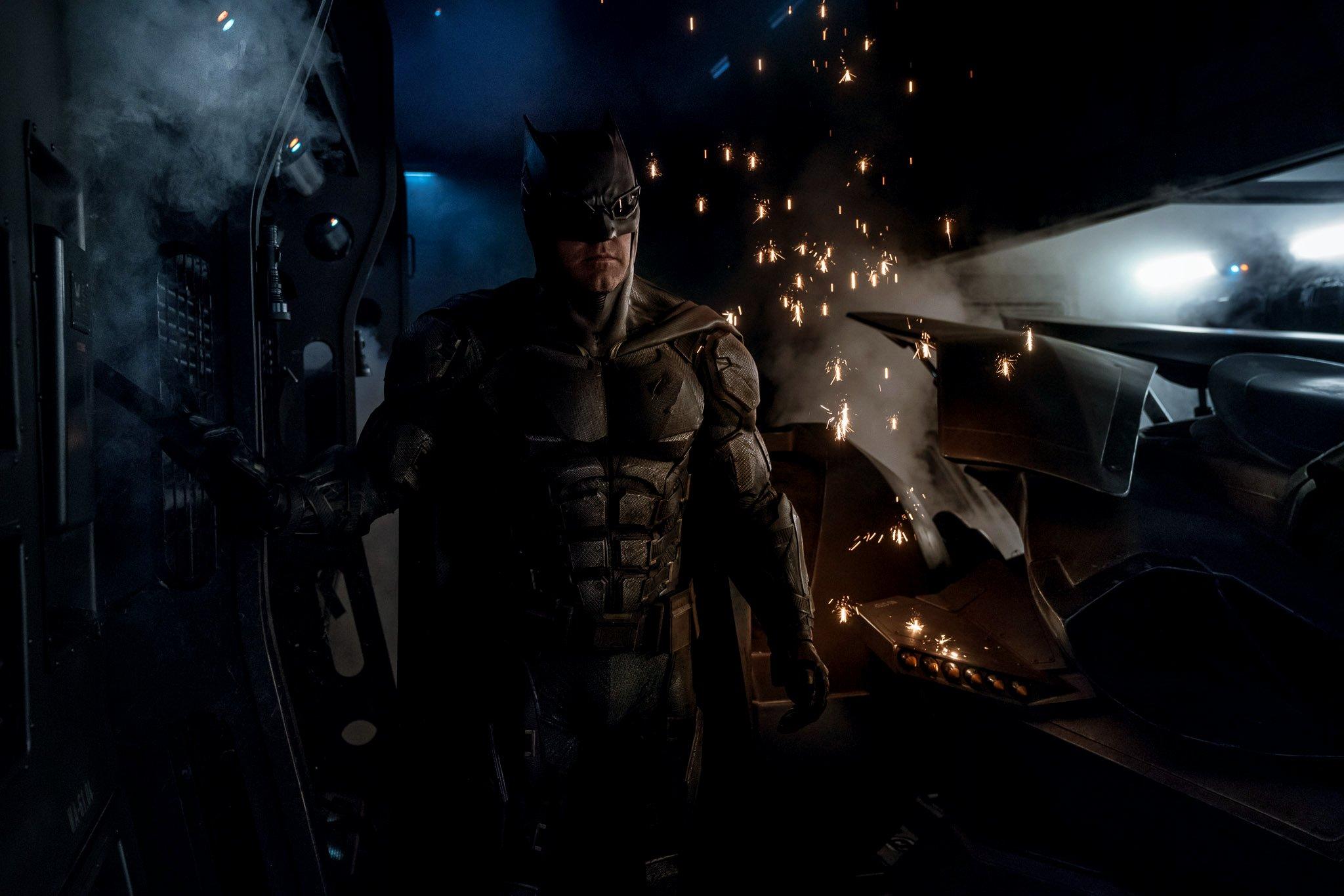 Cached New batman movie photos