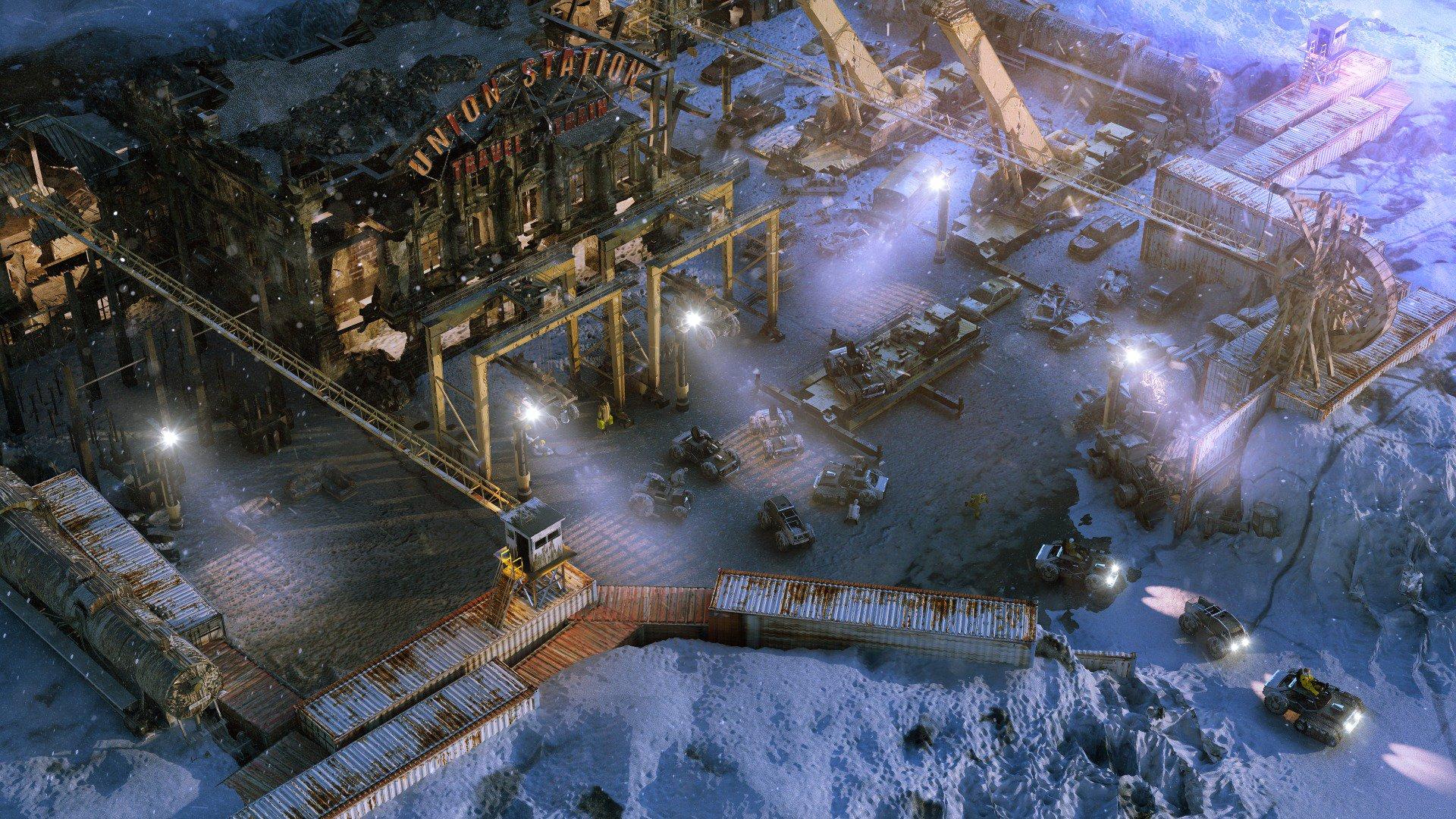 Wasteland 3 (2017) PC - Скриншот 1