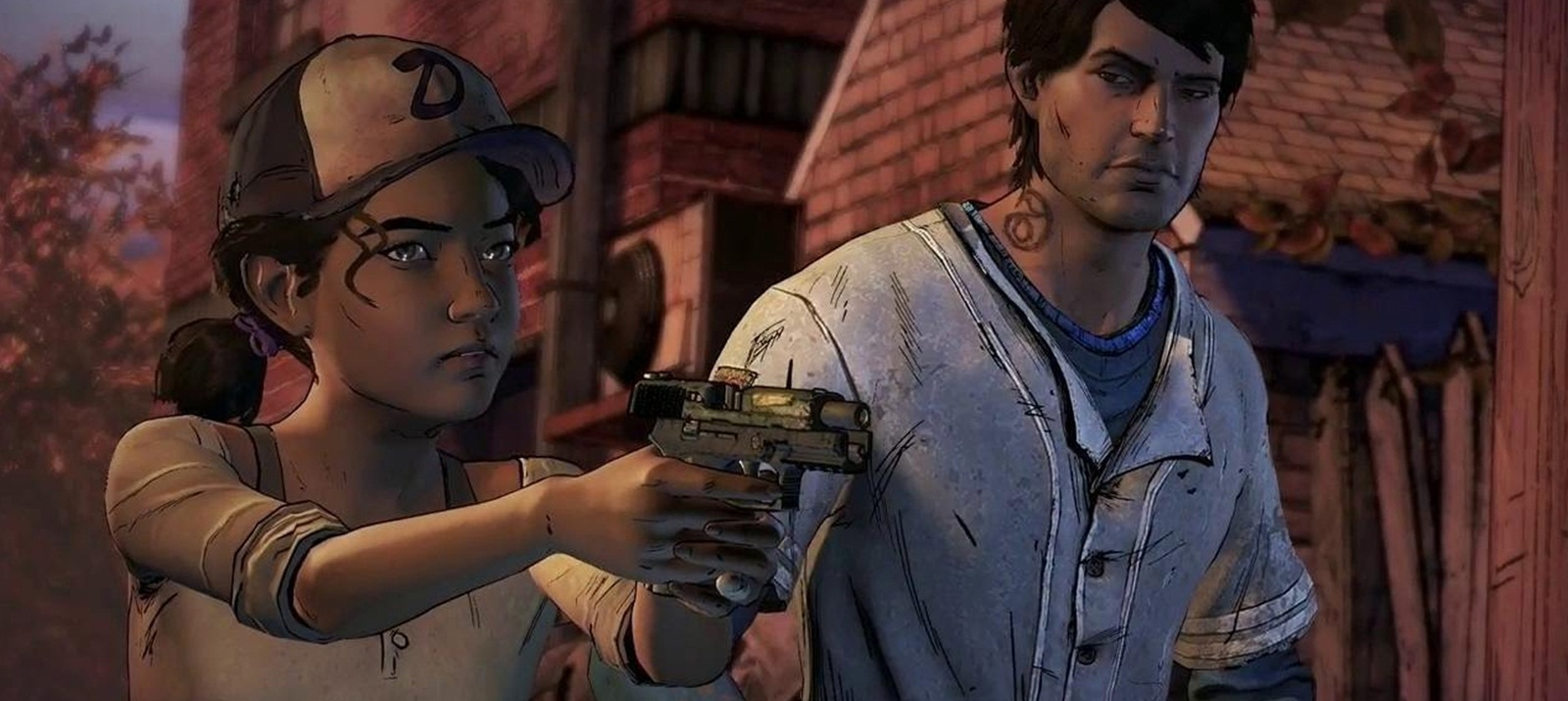 The Walking Dead Game Characters Wiki