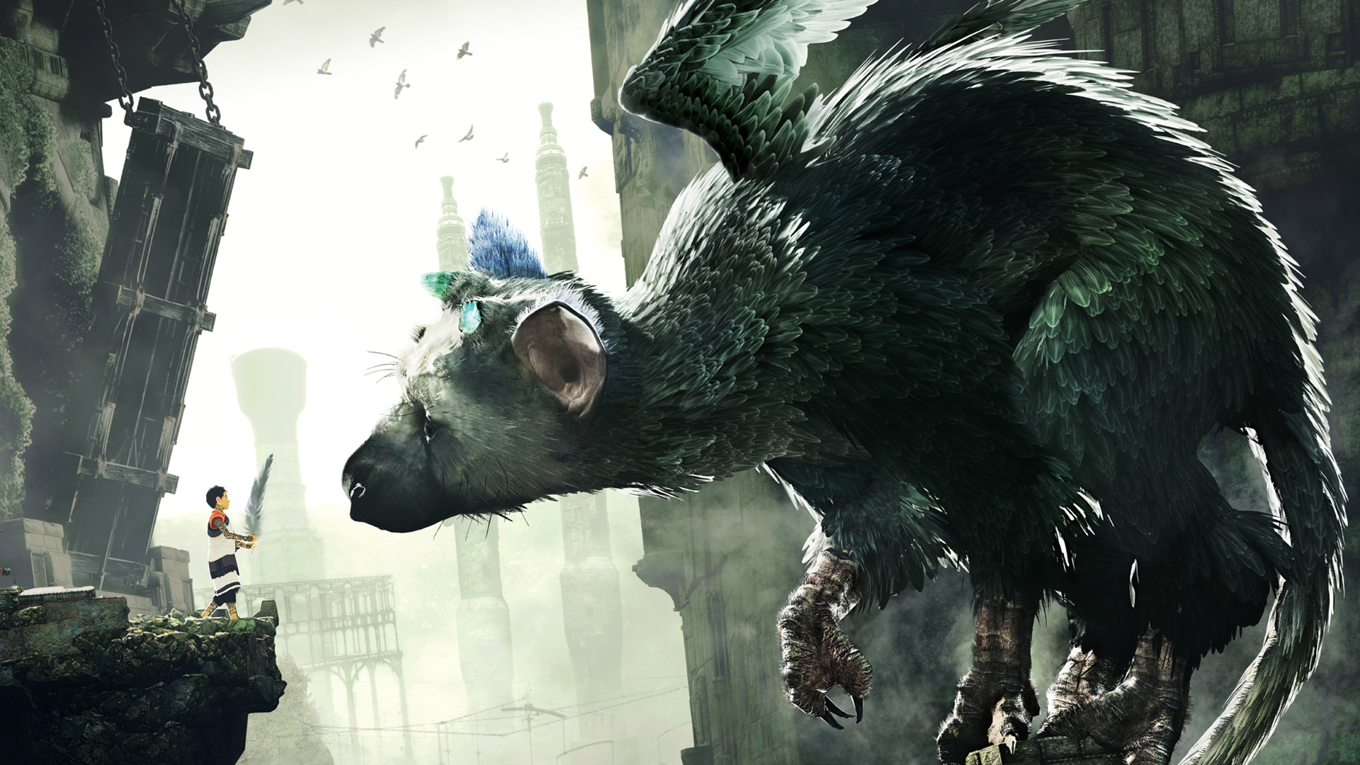 the last guardian wallpapers - photo #3