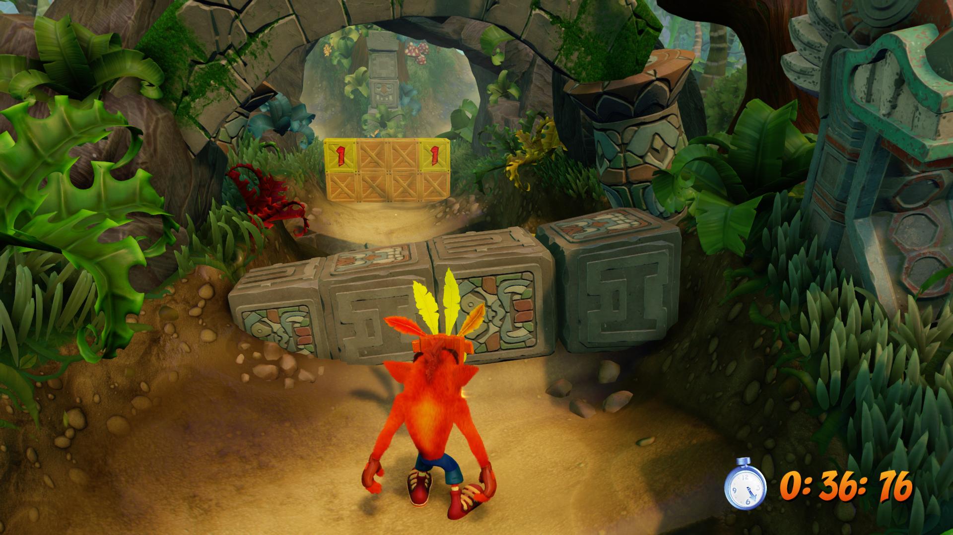 Crash Bandicoot N.