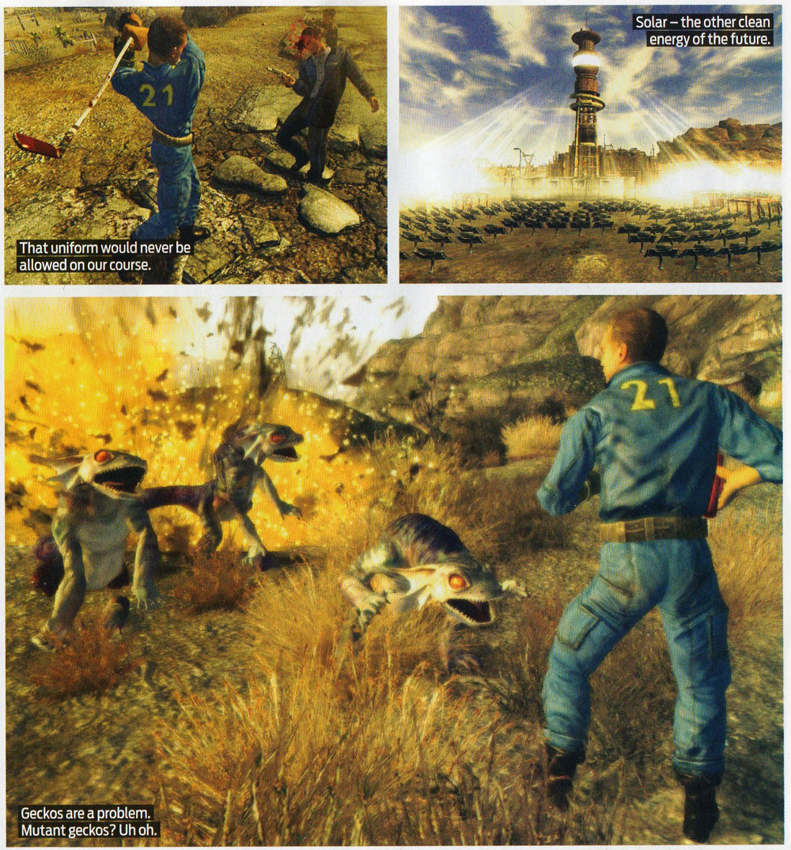 Fallout new vegas не запускается на windows 10 - 1