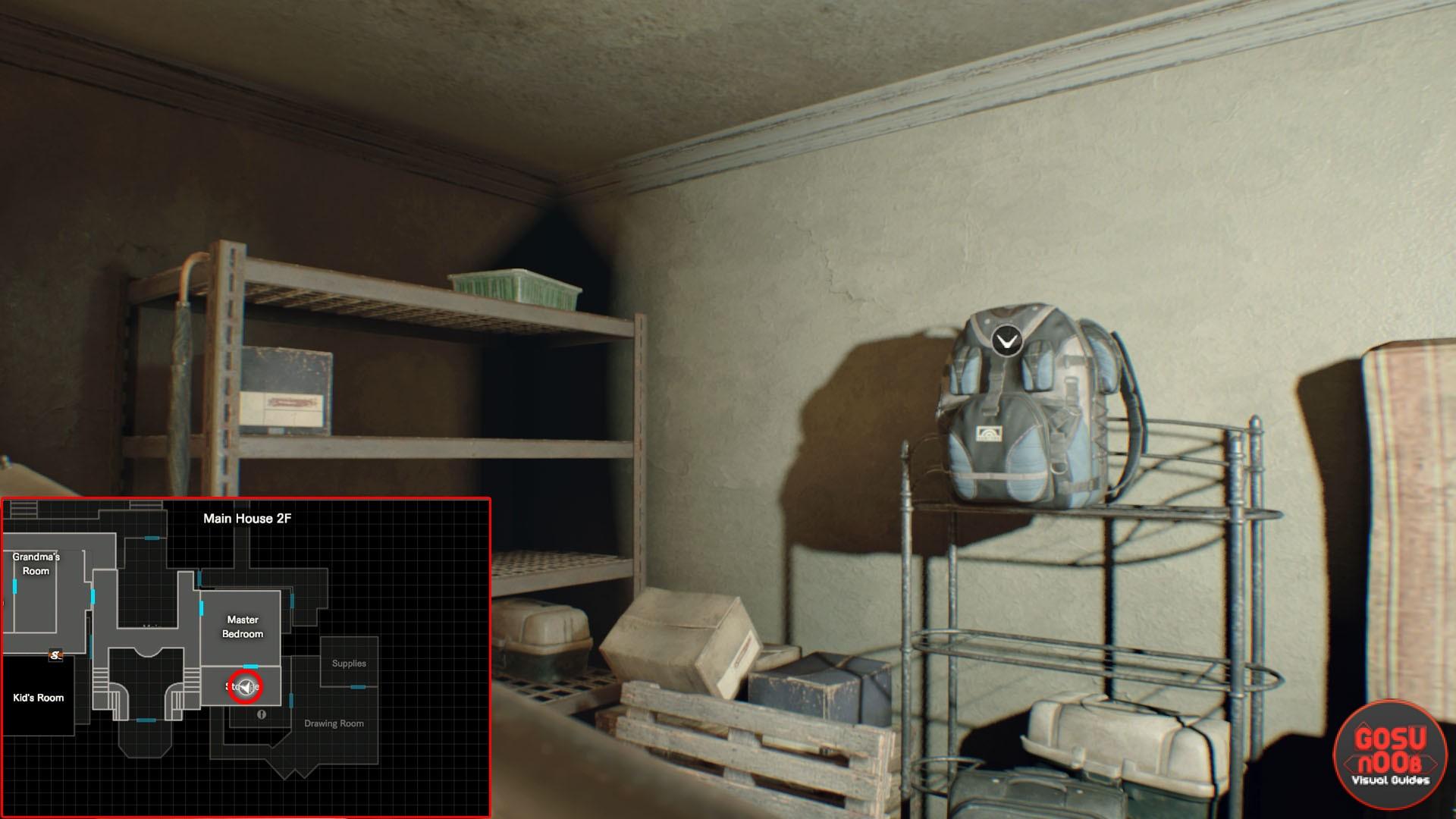 Resident Evil 7 Shazoo