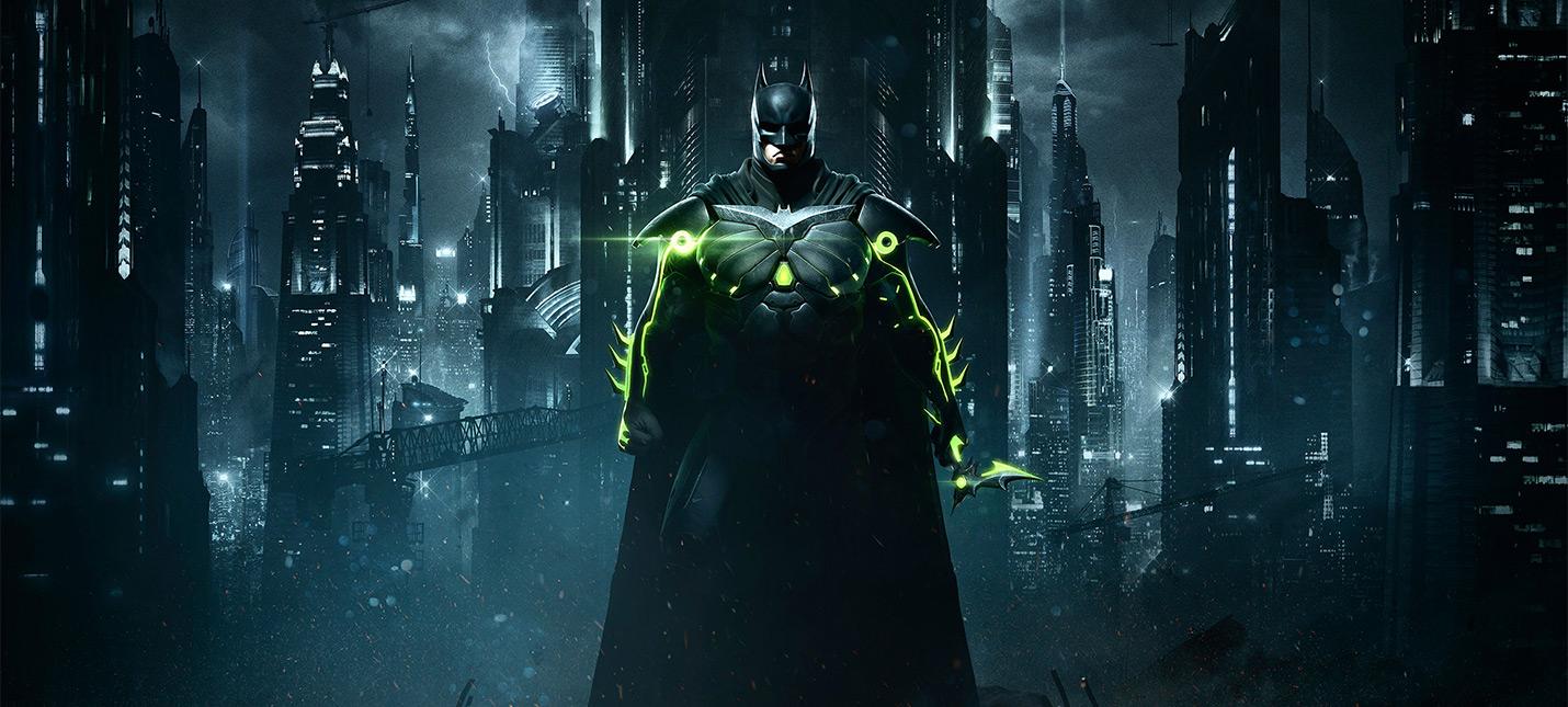 Семь минут геймплея Injustice 2 из закрытой беты
