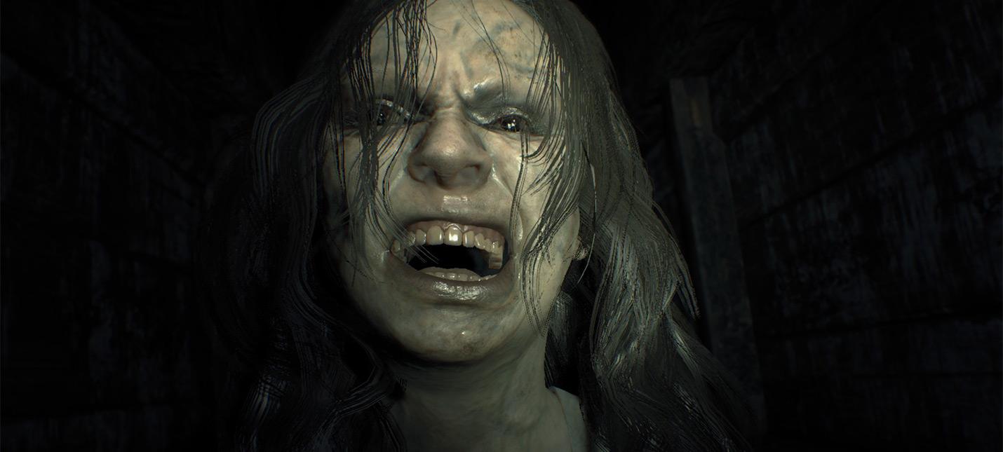 [NSFW] Все сцены жестоких убийств  Resident Evil 7 в одном видео