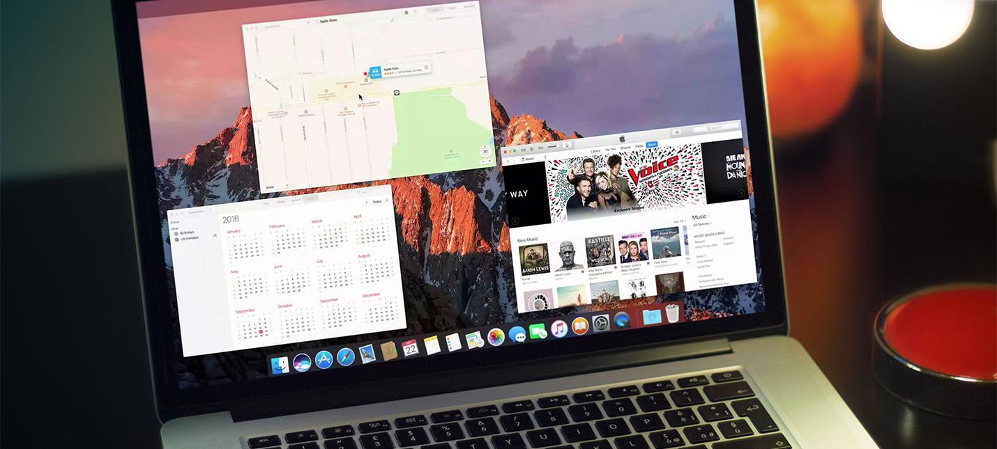 На macOS появится функция смены цветовой температуры в зависимости от времени суток