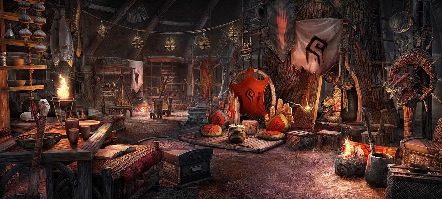 Теперь в The Elder Scrolls Online можно стать домовладельцем